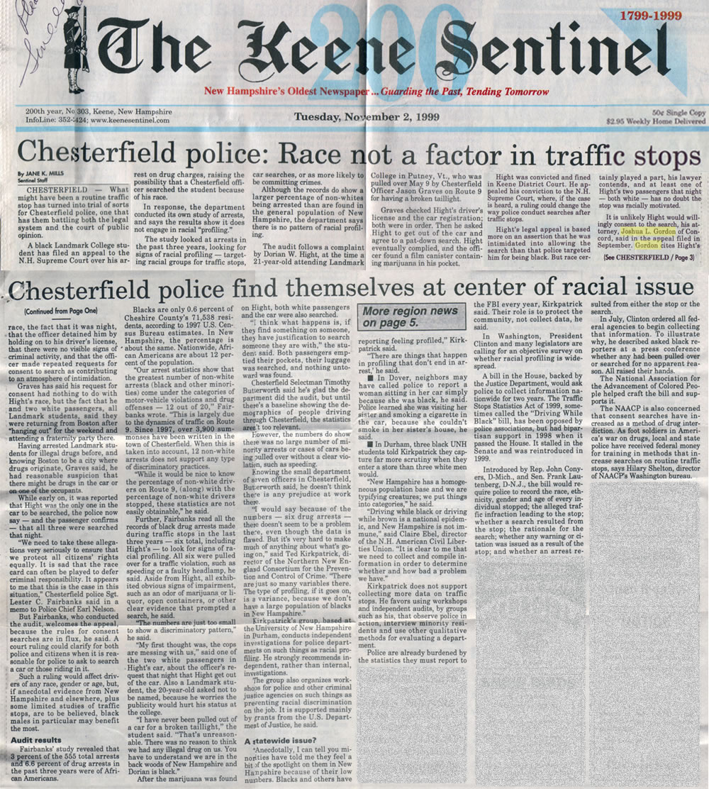 Chesterfield police: Race not a factor